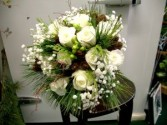 Winter White in Bracebridge, ON | CR Flowers & Gifts ~ A Bracebridge Florist
