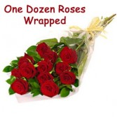 Wrapped Roses! Beautiful
