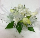 Wrist Corsage, Prom Queen corsage