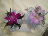 Wrist corsages Dance in Waterloo, IL | DIEHL'S FLORAL & GIFTS