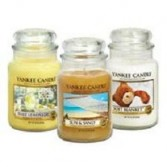 Yankee Candle  Sun and Sand, Lemon or Cuddly Blanket in Bowerston, OH | LADY OF THE LAKE FLORAL & GIFTS