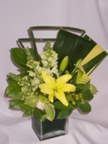 YELLOW HONEY- Highlight The Flowers GET WELL FLOWERS Prince George BC:   AMAPOLA BLOSSOMS   FLORISTS,  FLOWERS