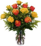 YELLOW SURPRISE ARRANGEMENT in Rockville, MD | ROCKVILLE FLORIST & GIFT BASKETS