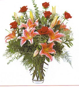 you are always good friend stargazer lilis and roses