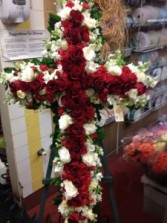 You Will Be Remembered Standing Cross