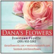 DANA'S FLOWERS