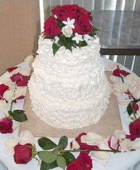 Wedding Reception Cakes