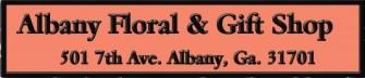 ALBANY FLORIST & GIFT SHOP