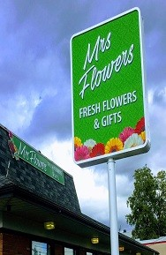 MRS FLOWERS FRESH FLOWERS & GIFTS
