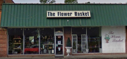 About Us - THE FLOWER BASKET - Kinston, NC