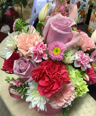 Call Le Roy Florist and Garden Shop... The place where flowers are uniquely designed and affordably priced.