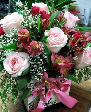 Everyday looks better with flowers from ORANGE CITY FLORIST... Call us today!
