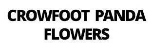 CROWFOOT PANDA FLOWERS