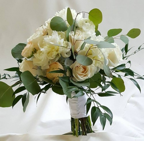 Wedding Flowers From Breitingers Flowers Gifts Your Local White