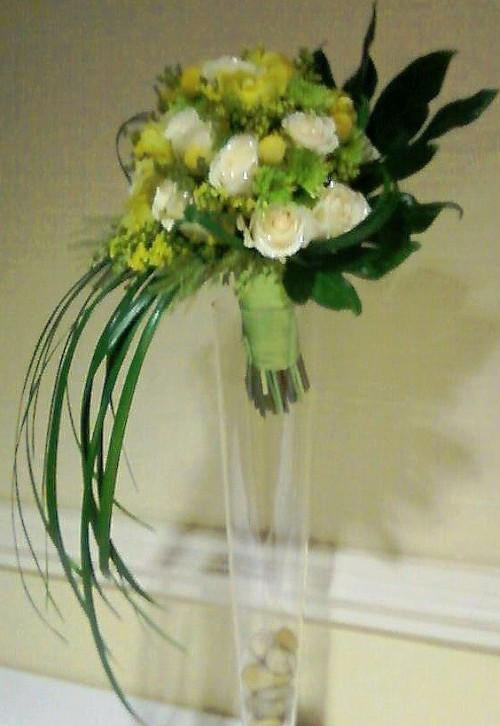 Wedding Flowers from NOBLE\'S FARM STAND AND FLOWER SHOP - your local ...