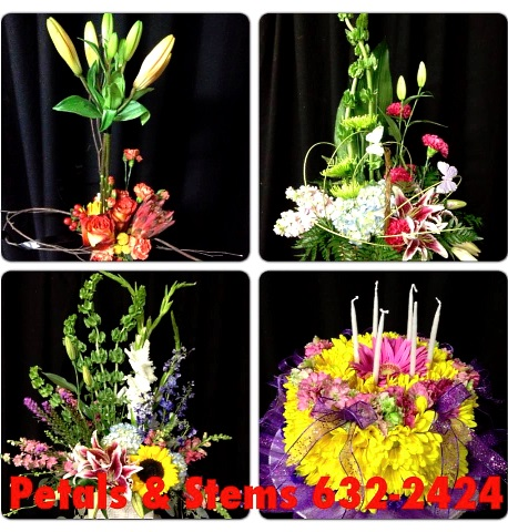 About Us - PETALS & STEMS BY ROBBY - Alma, AR