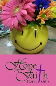 HOPE & FAITH FLORAL