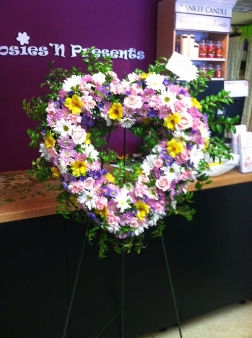 Funeral Flowers by Posies 'N Presents