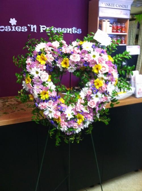 Funeral Flowers by Posies 'N Presents