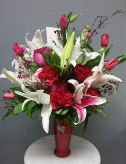 At The Love Stop Florist, we customize designs with you in mind!