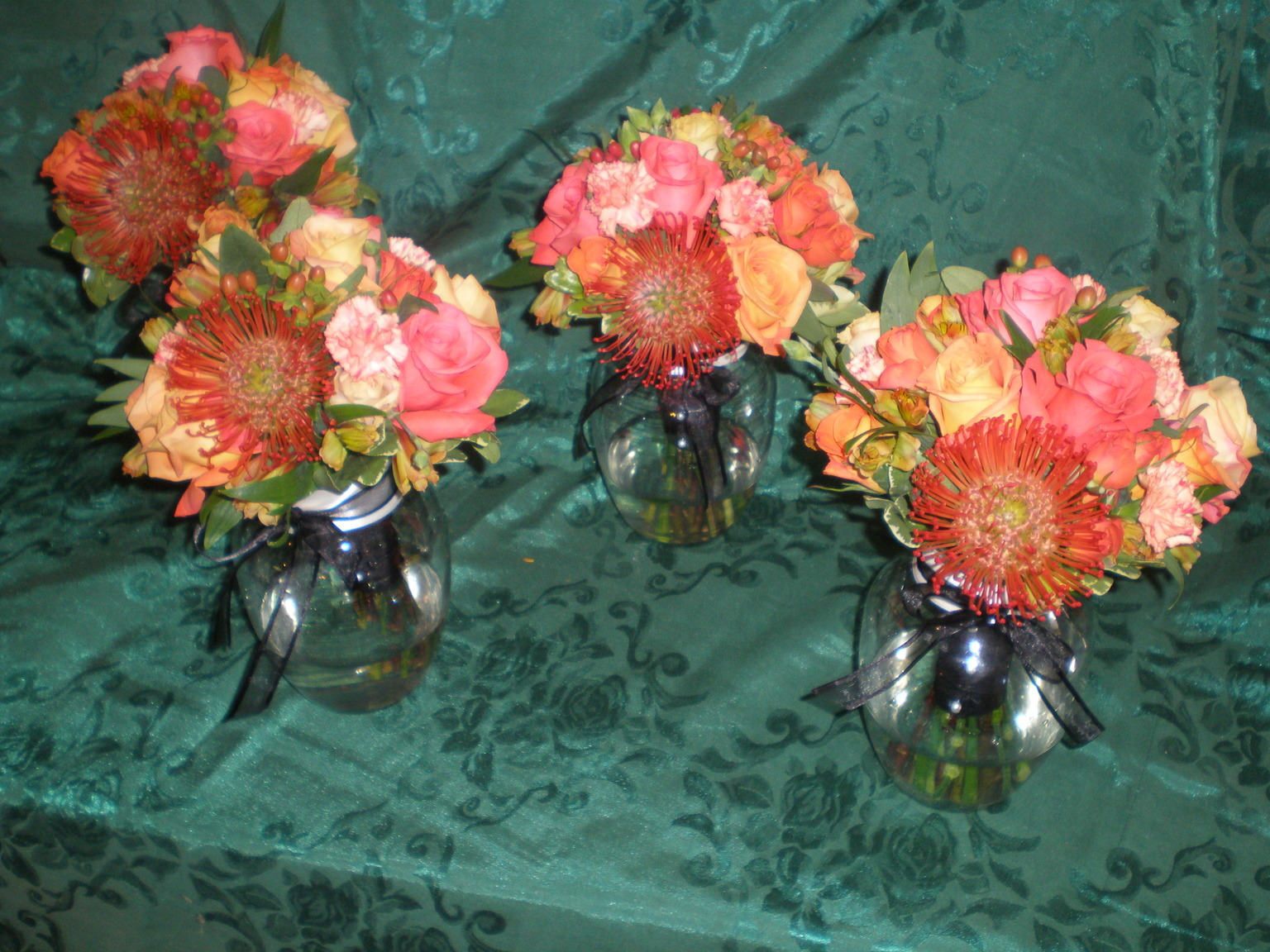 Adirondack Tropic Flower Bouquet
