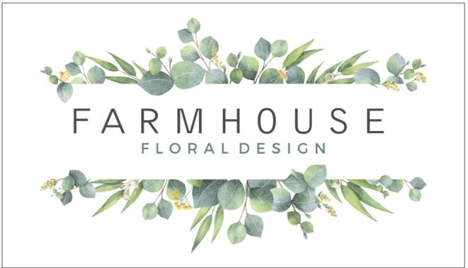 Farmhouse Floral Design