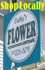CATHY'S FLOWER COTTAGE