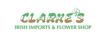 CLARKE'S IRISH IMPORTS & FLOWER SHOP