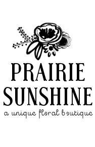 Prairie Sunshine Flowers & Balloons