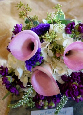Wedding Flowers From The Blue Orchid Your Local Richmond Mi