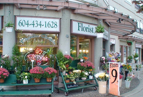 About us paradise garden florist vancouver bc thank you for visiting our website with flowers delivered fresh from your local vancouver bc flower shop and convenient online ordering 24 hours a day mightylinksfo