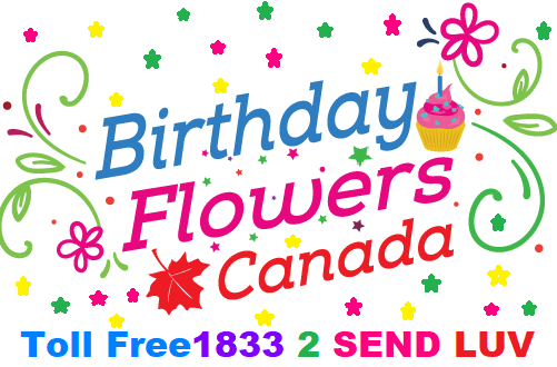 Birthday Flowers Canada