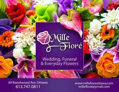 MILLE FIORE FLOWERS