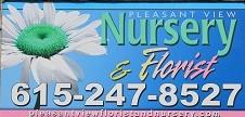 PLEASANT VIEW NURSERY & FLORIST