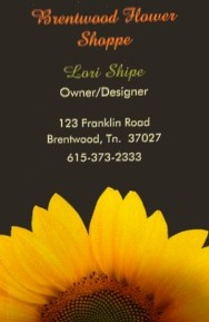 BRENTWOOD FLOWER SHOPPE