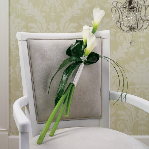 How Long Should Bridal Bouquet Stems Be : Wedding party flowers century floral gifts saint