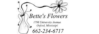 BETTE'S FLOWERS INC.