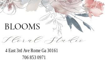 Blooms Floral Studio