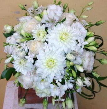 Wedding Flowers From Something Special Gift Flower Shop Your