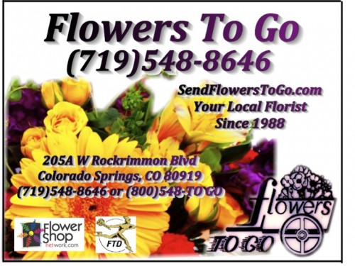 About us flowers to go colorado springs co mightylinksfo Choice Image