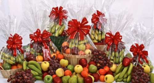 Gift baskets flowers today florist new port richey fl at flowers today florist we only use the finest gourmet and freshest fruit in our gift baskets negle Images