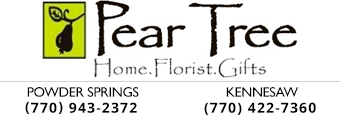 PEAR TREE HOME.FLORIST.GIFTS