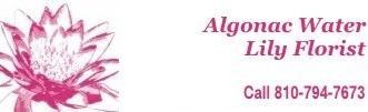 ALGONAC'S WATER LILY