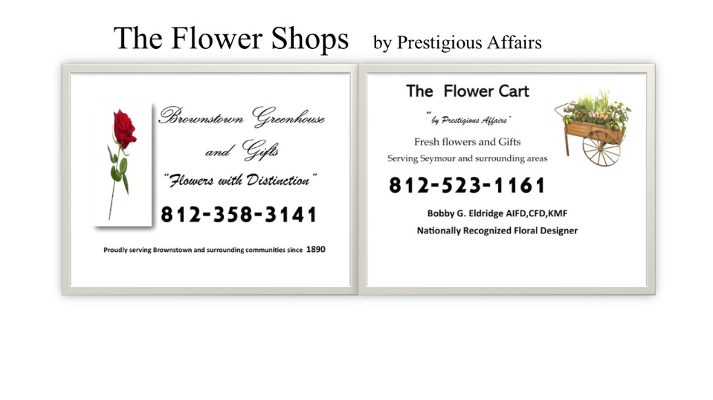 The Flower Cart By Prestigious Affairs
