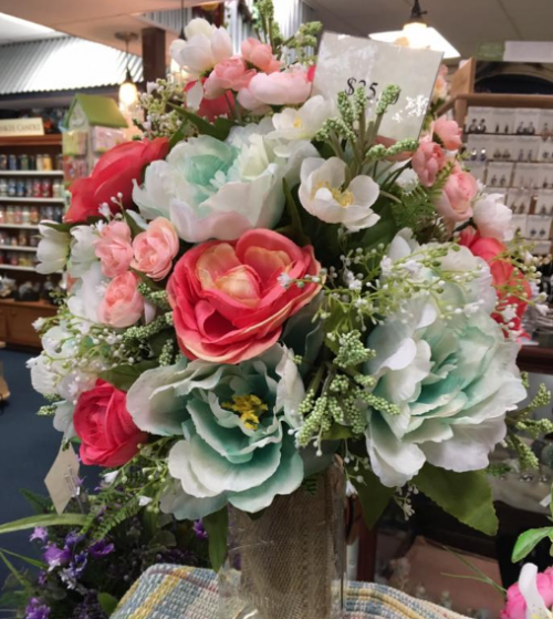 We're a local Saxton, PA florist with a lovely variety of fresh flowers and creative gift ideas to suit any style or budget. It is our pleasure to assist ...