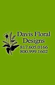 DAVIS FLORAL DESIGNS