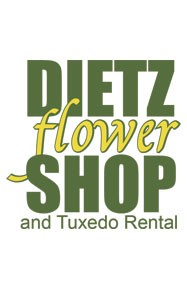 DIETZ FLOWER SHOP & TUXEDO RENTAL