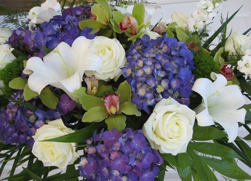 With 35 years of floral design experience, we specialize in delivering courteous, professional service and the highest quality floral and gift items around.