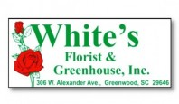 WHITE'S FLORIST & GREENHOUSES