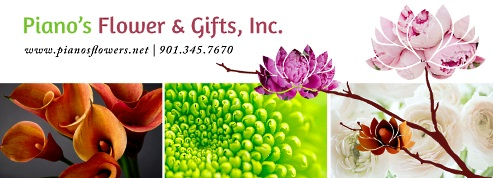 About Us Piano S Flowers Amp Gifts Inc Memphis Tn
